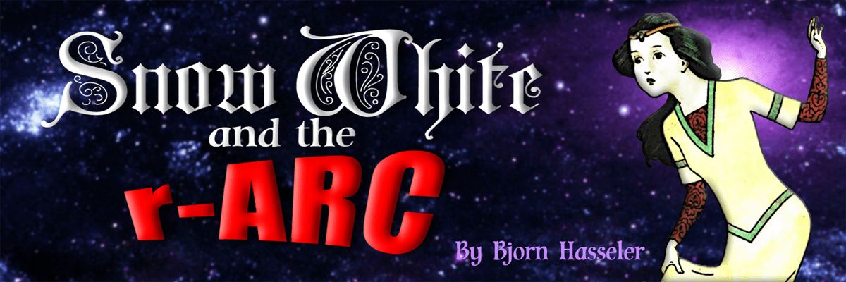 Snow White and the r-ARC-banner