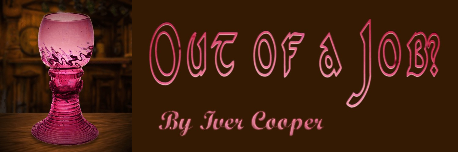 Out of a Job Banner
