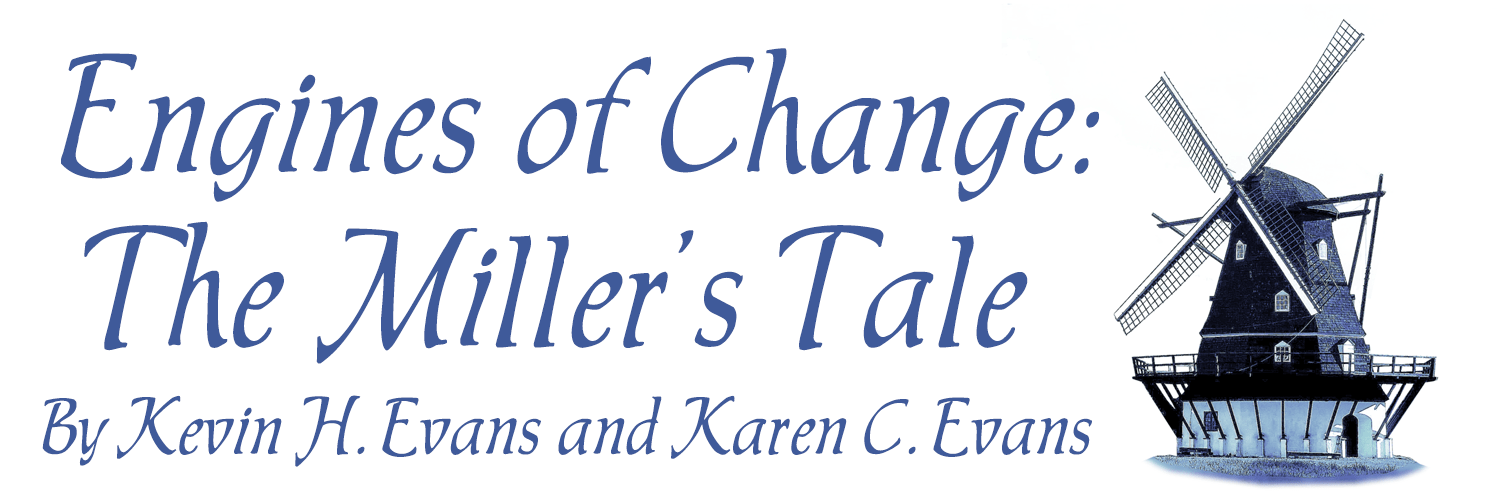 Engines of Change The Miller's Tale banner