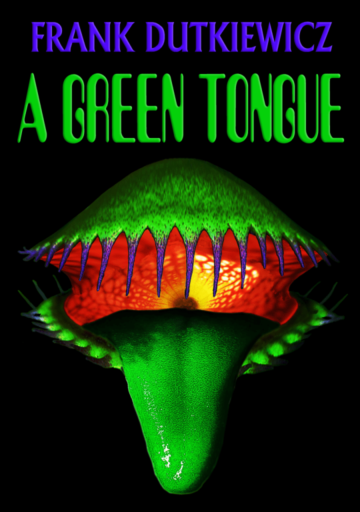 A Green Tongue Mini-Cover