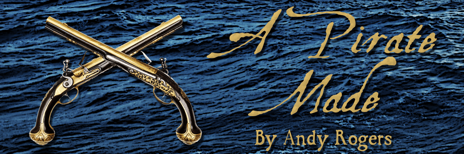 A Pirate Made Banner