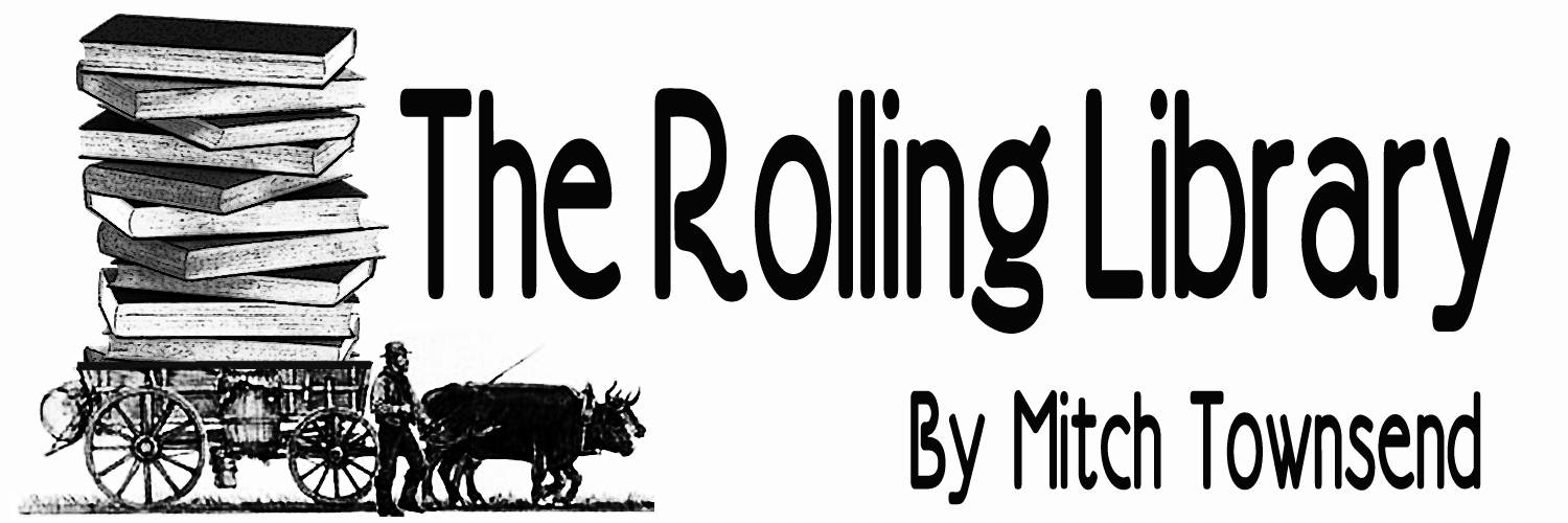 The Rolling Library - Banner