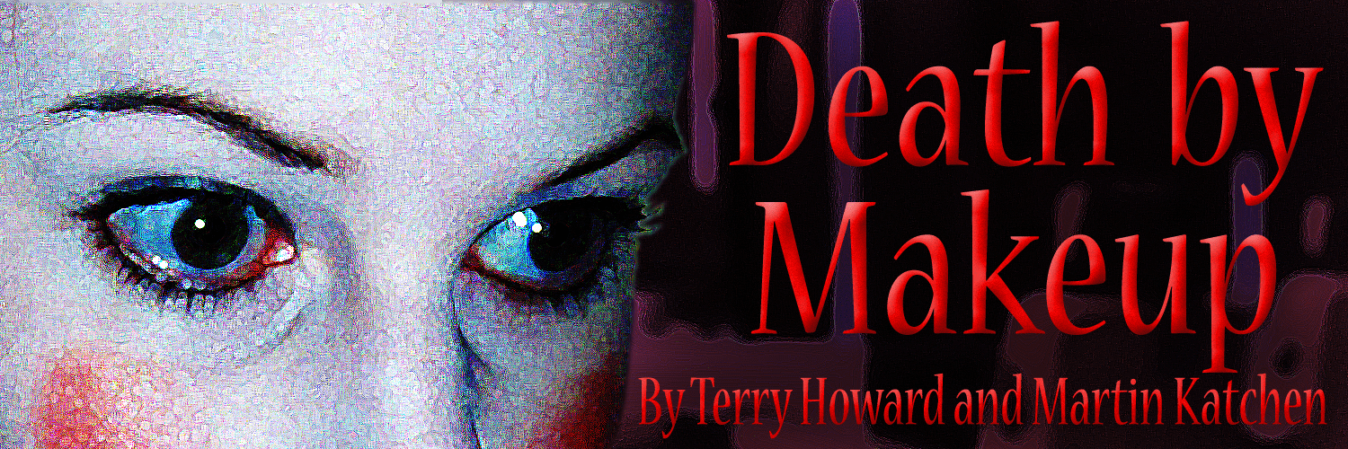 Death by Makeup banner