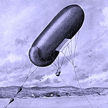 Tethered Balloons and Kites in the 1632 Universe, Part 1